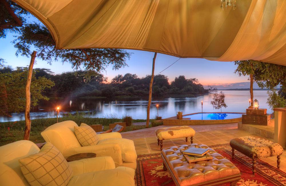 Luxury acccommodations