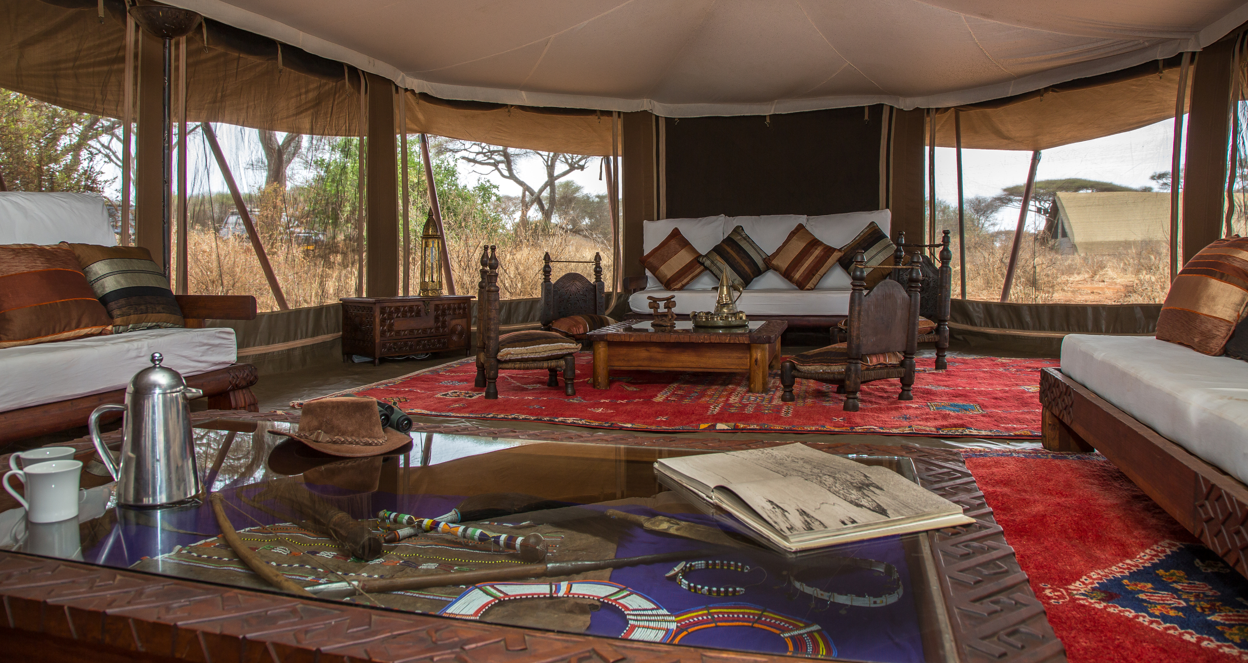 Tarangire Camp - Osunyai Lamarkau lounge.jpg