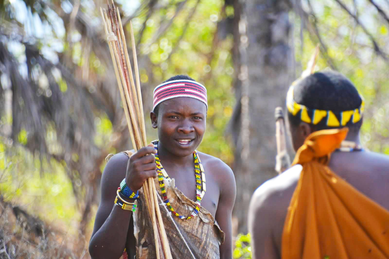 Encounter with the Hadza