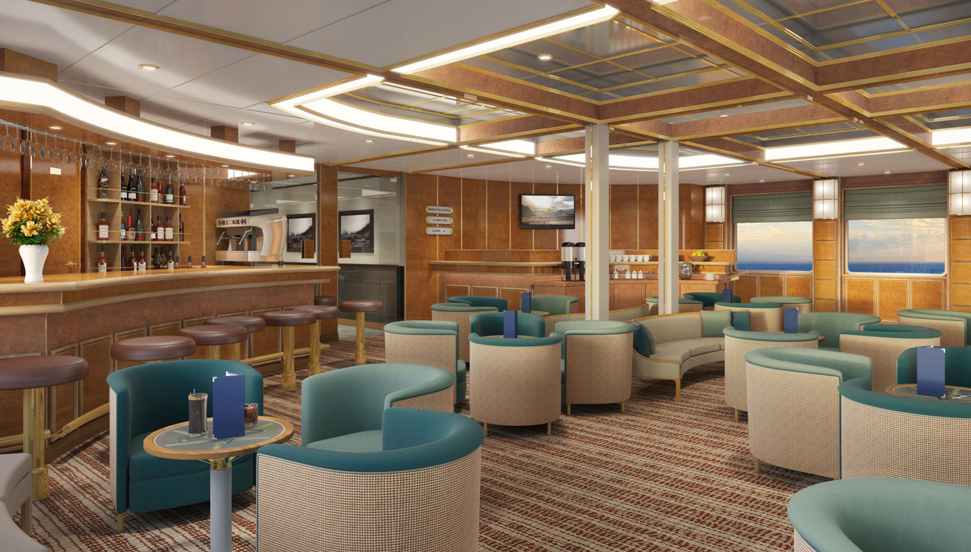 Hebridean Sky - Club Lounge