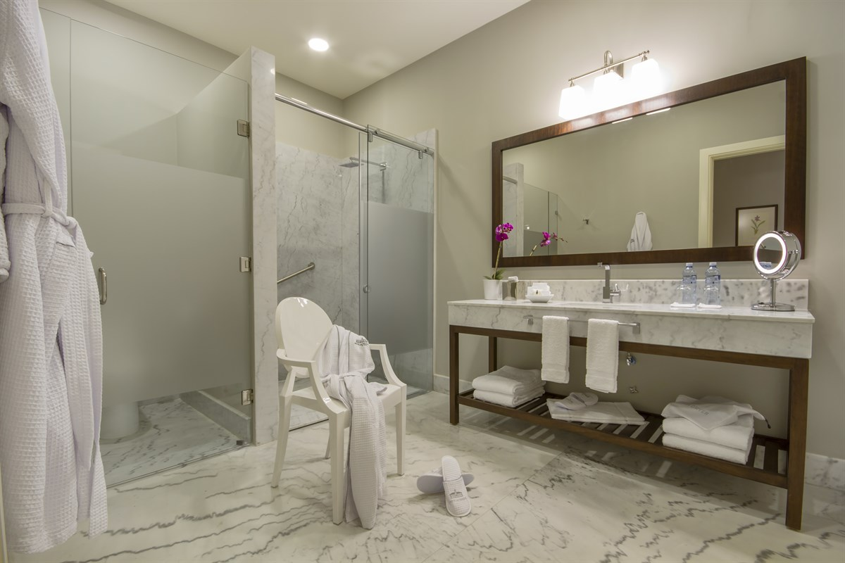 Signature room bath