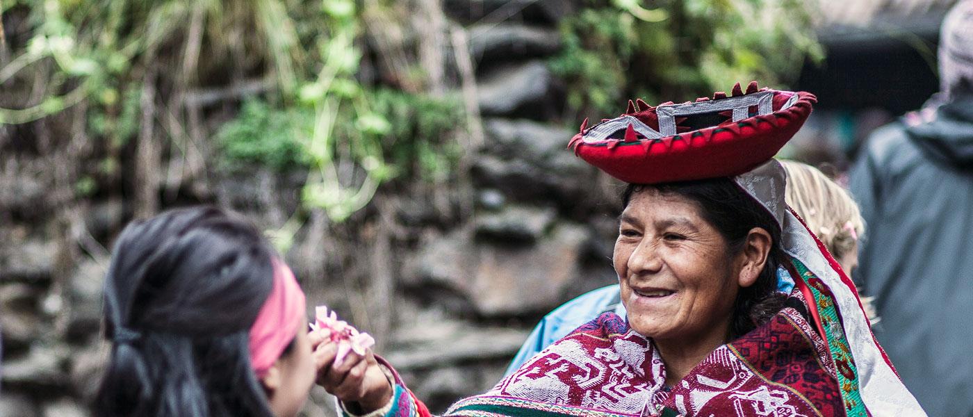 Adventurer's Route to Machu Picchu