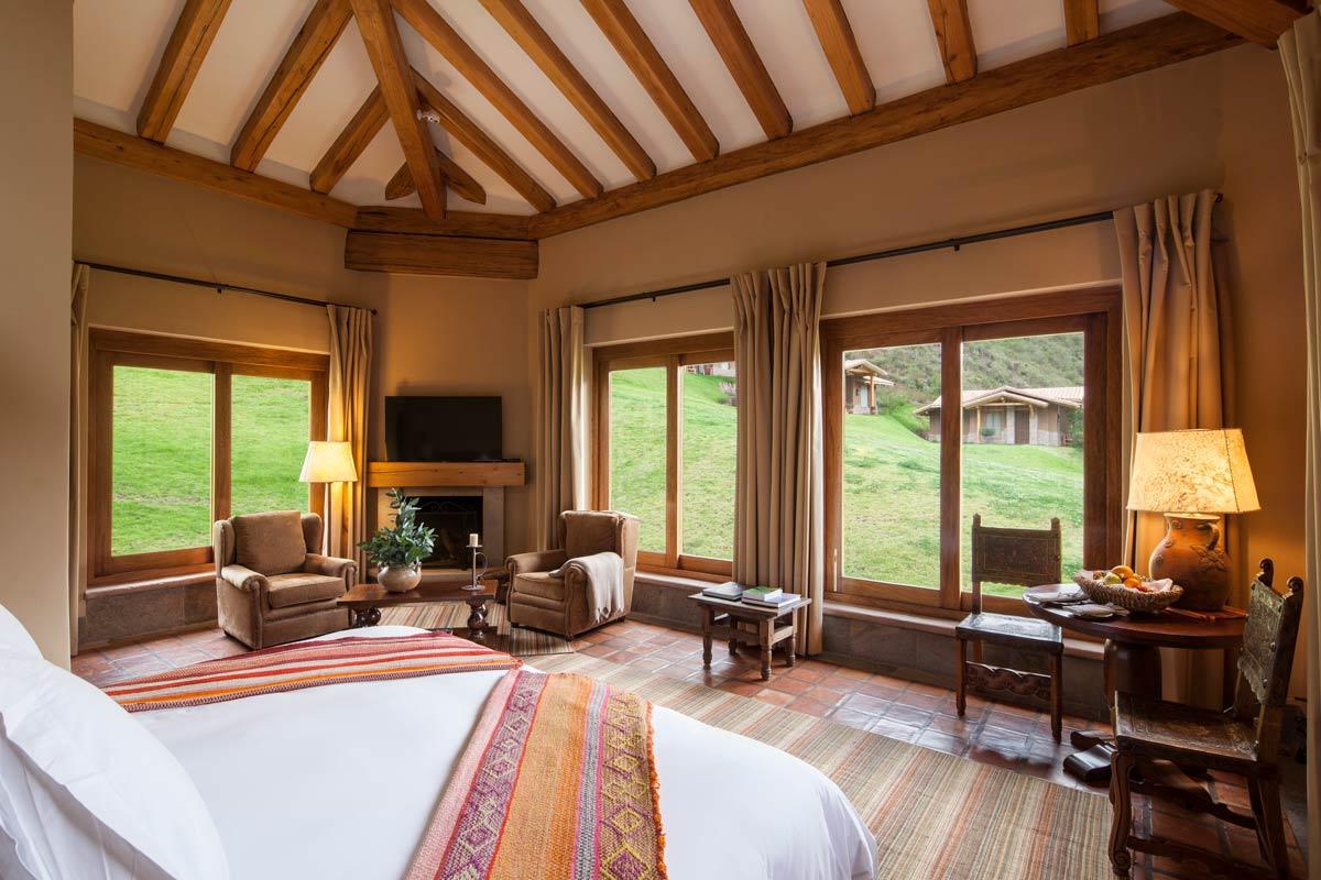 Hacienda Urubamba Jr. Suite