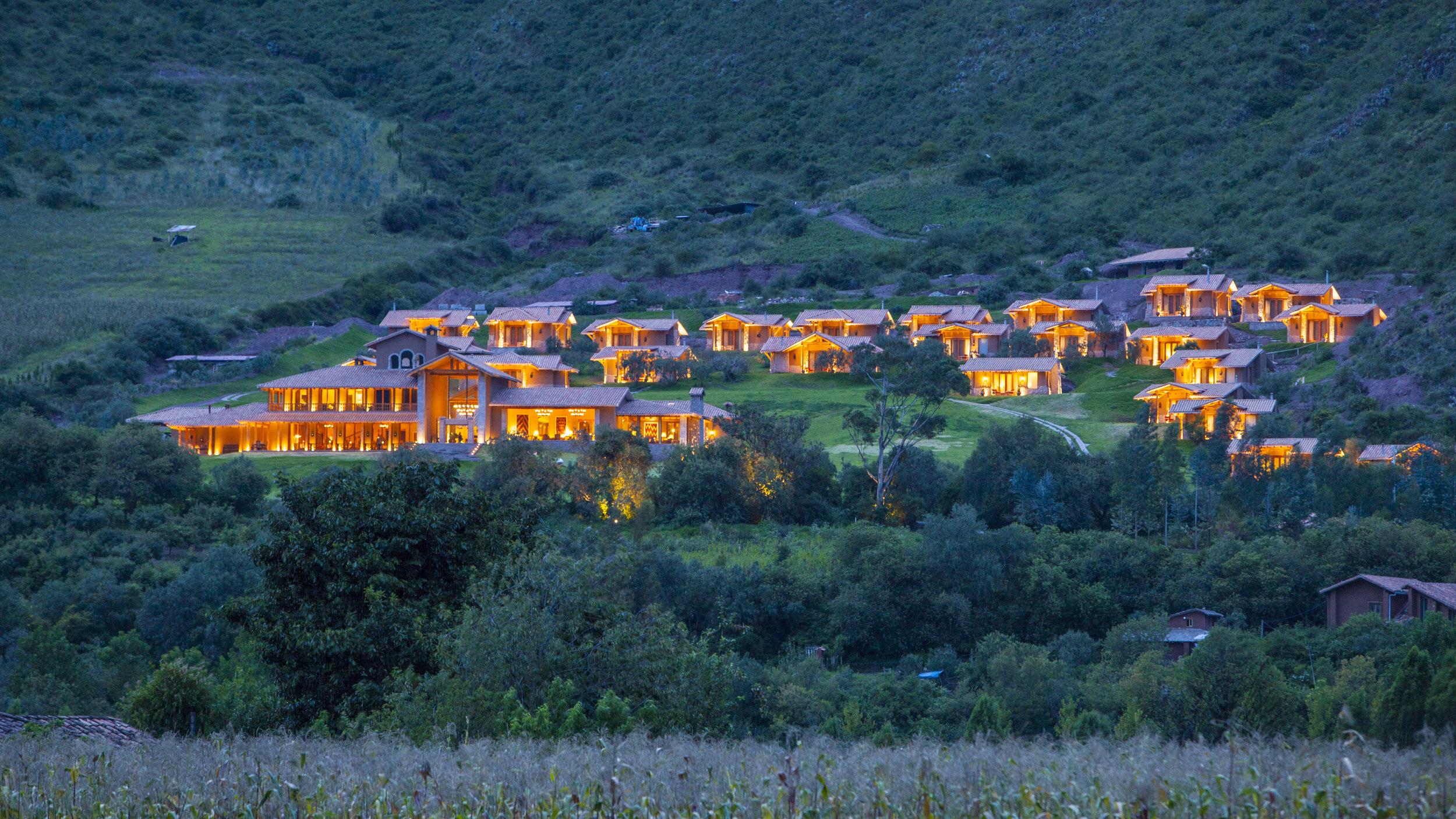 Hacienda Urubamba