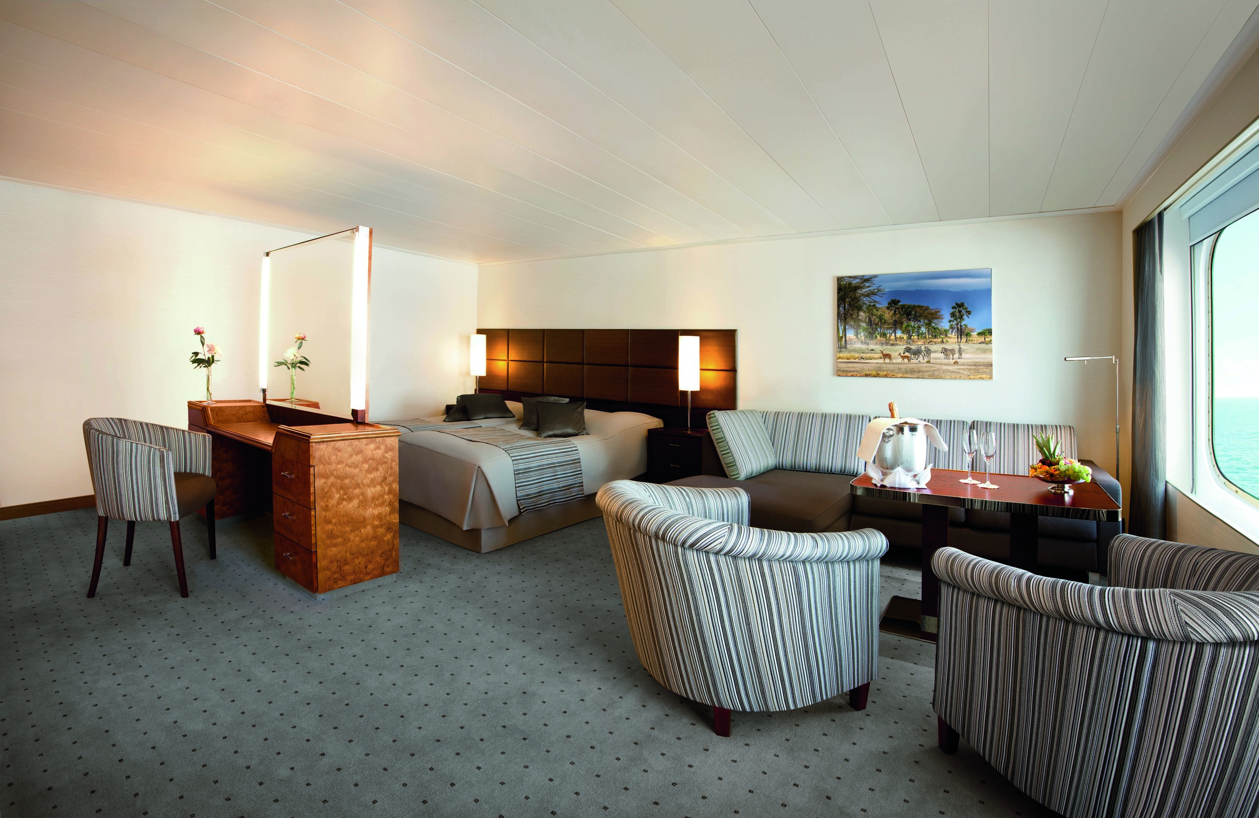 One Ocean Suite - click image to enlarge