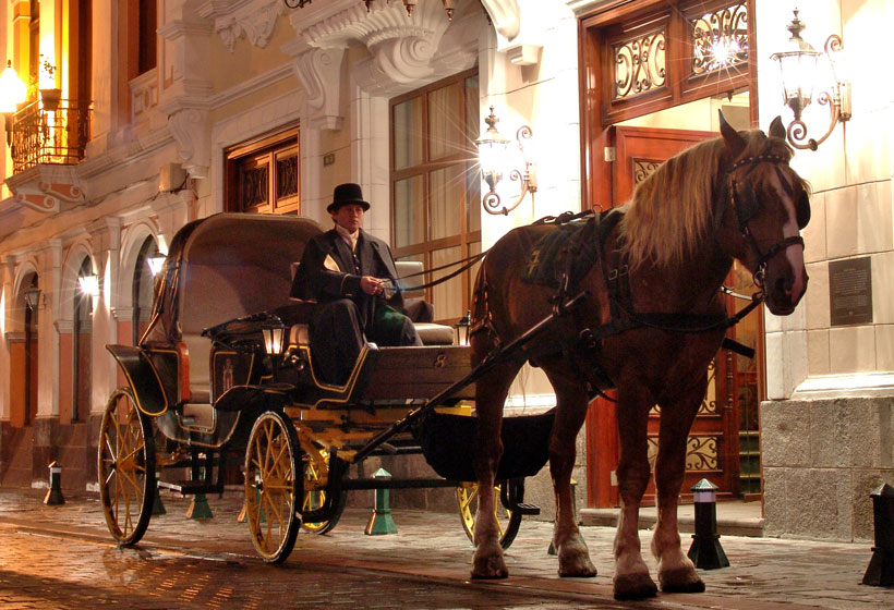 Hotel Plaza Grande