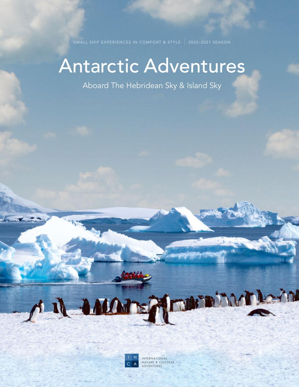 2020-2021 Antarctic Brochure