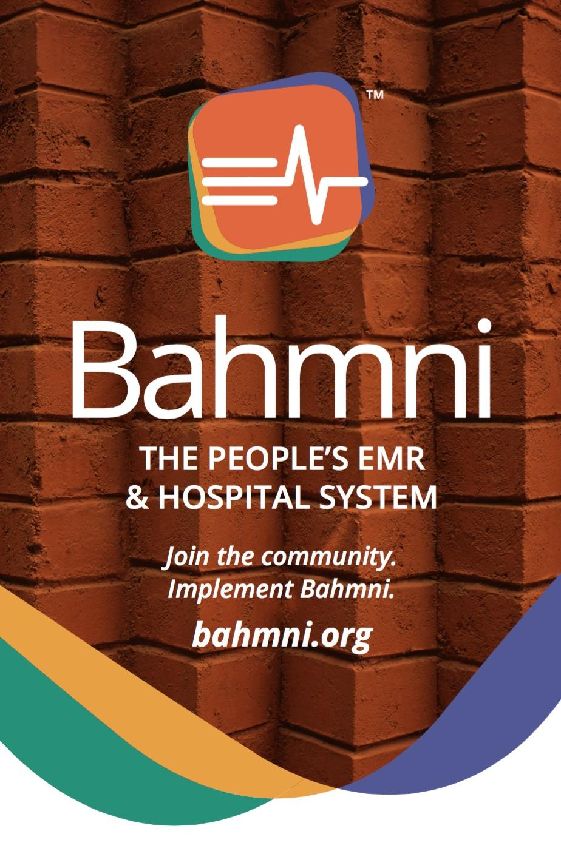 Join Bahmni Community Poster