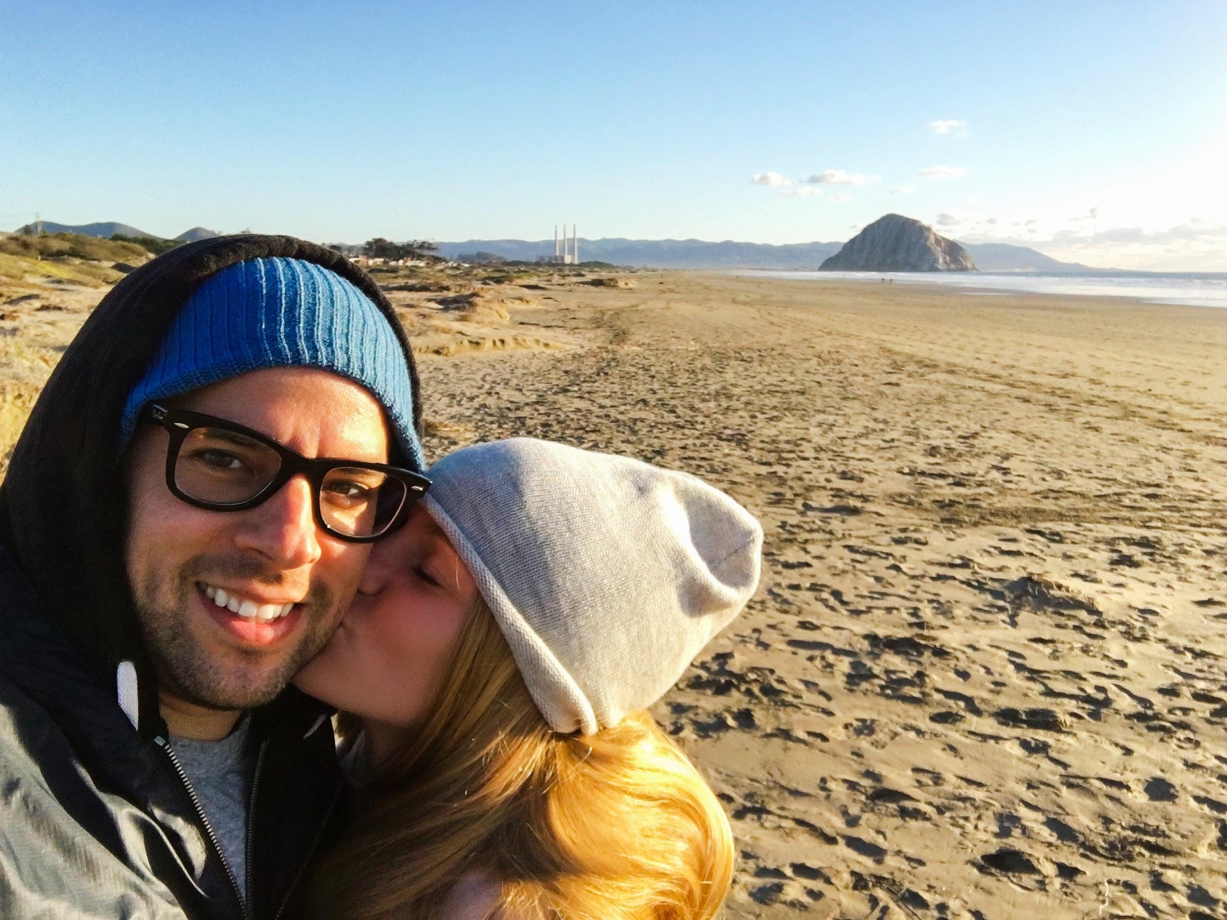 Morro Strand Beach, CA