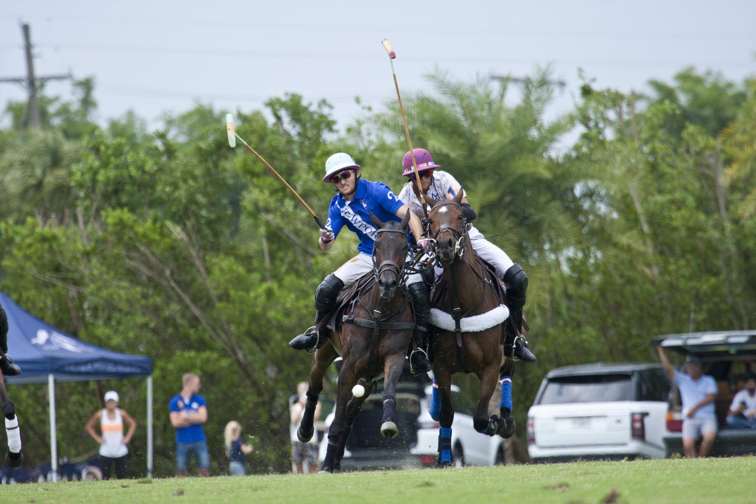 Timmy Dutta of Dutta Corp tries to ride.JPG