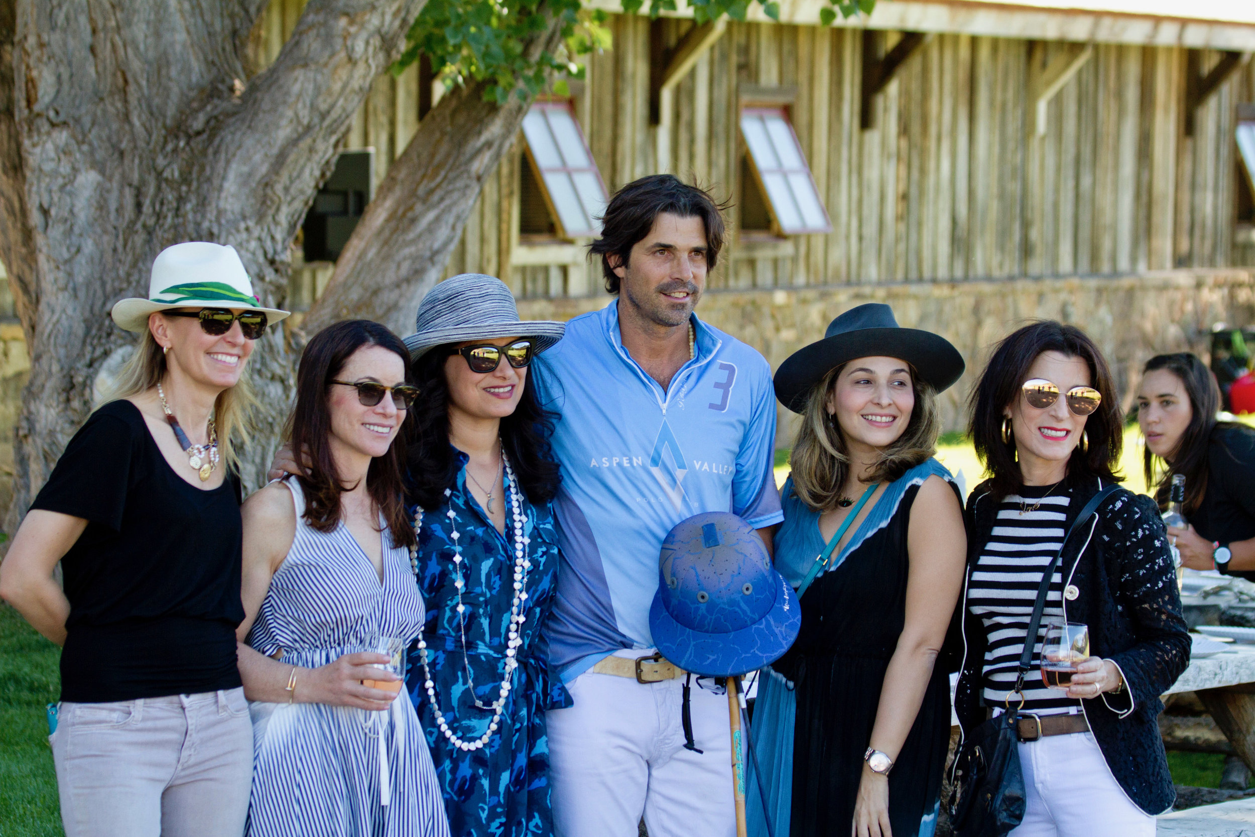 Nacho Figueras with friends during the Charity Expe.JPG