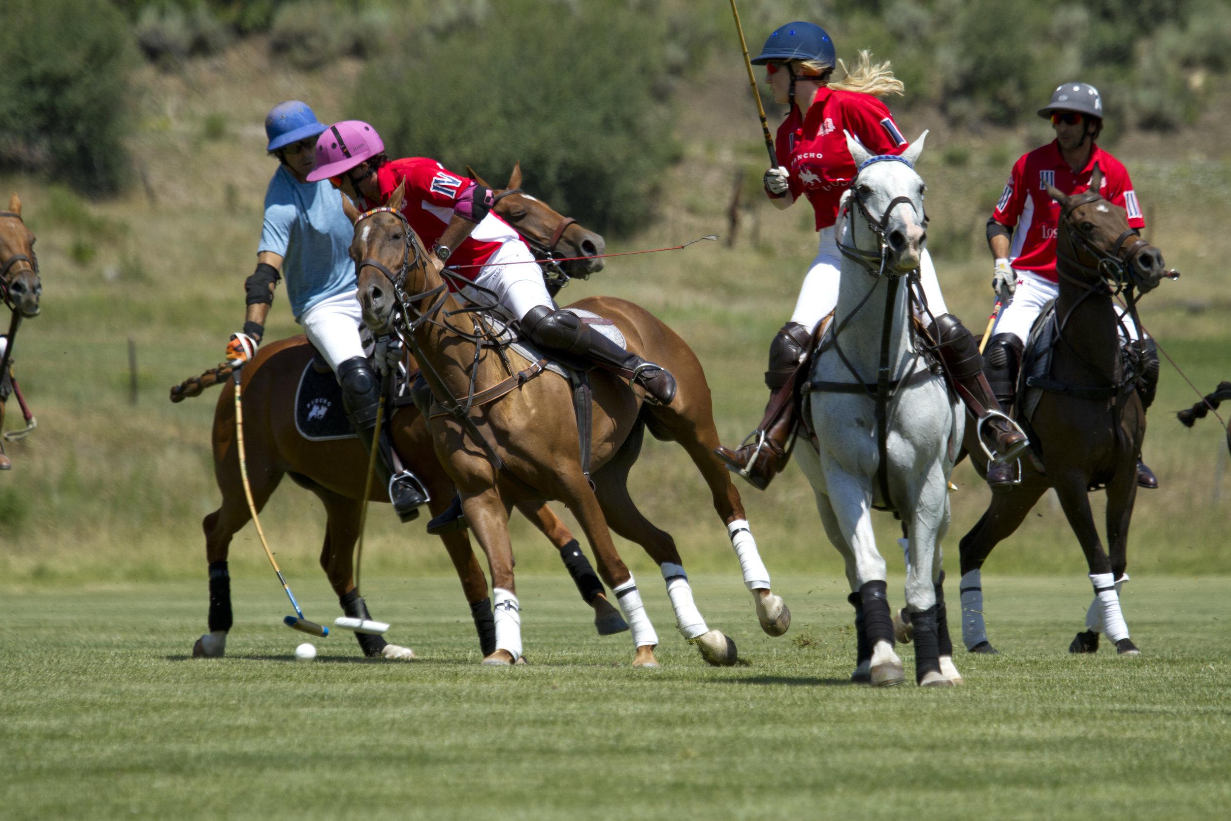 Los Amigos Red teammates Juan Bollini and .JPG