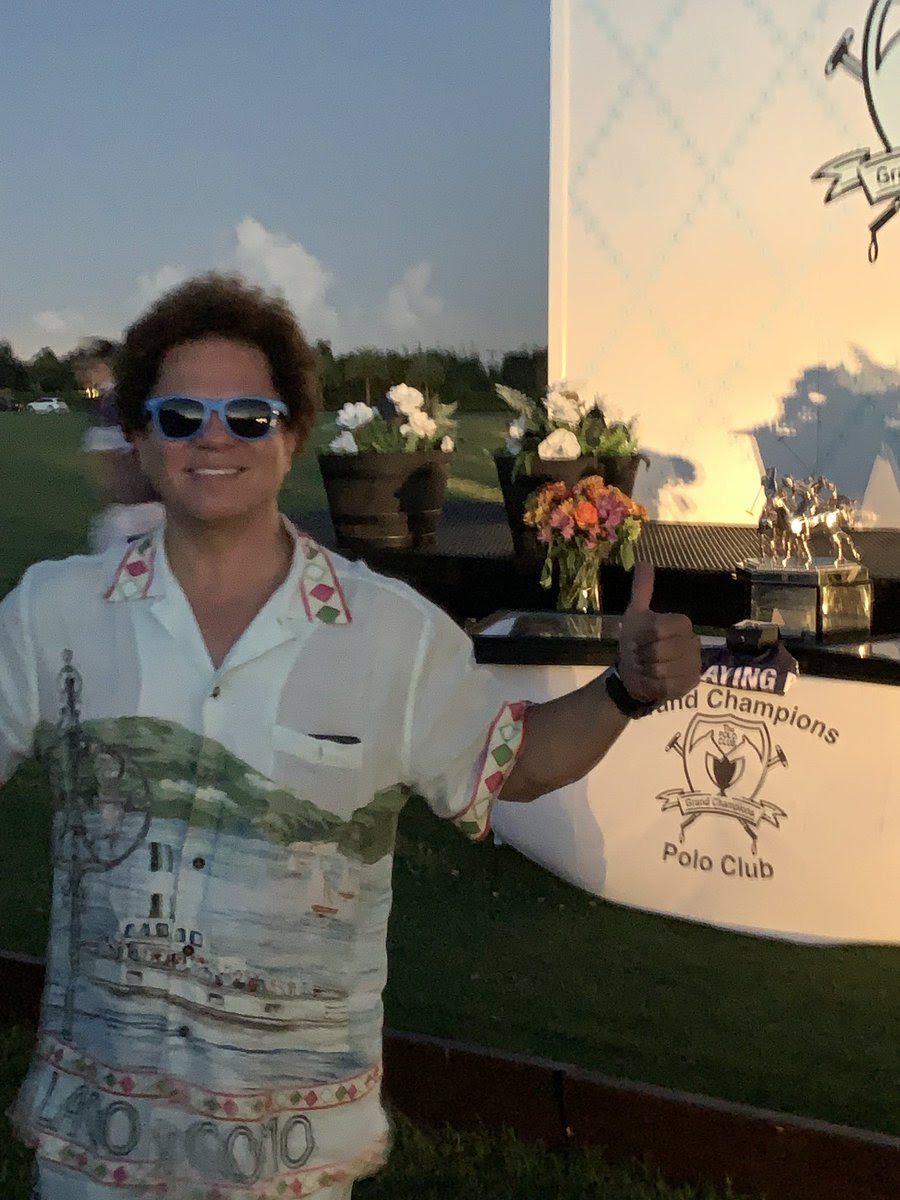 Polo fans were treated to meeting reknown B.jpg