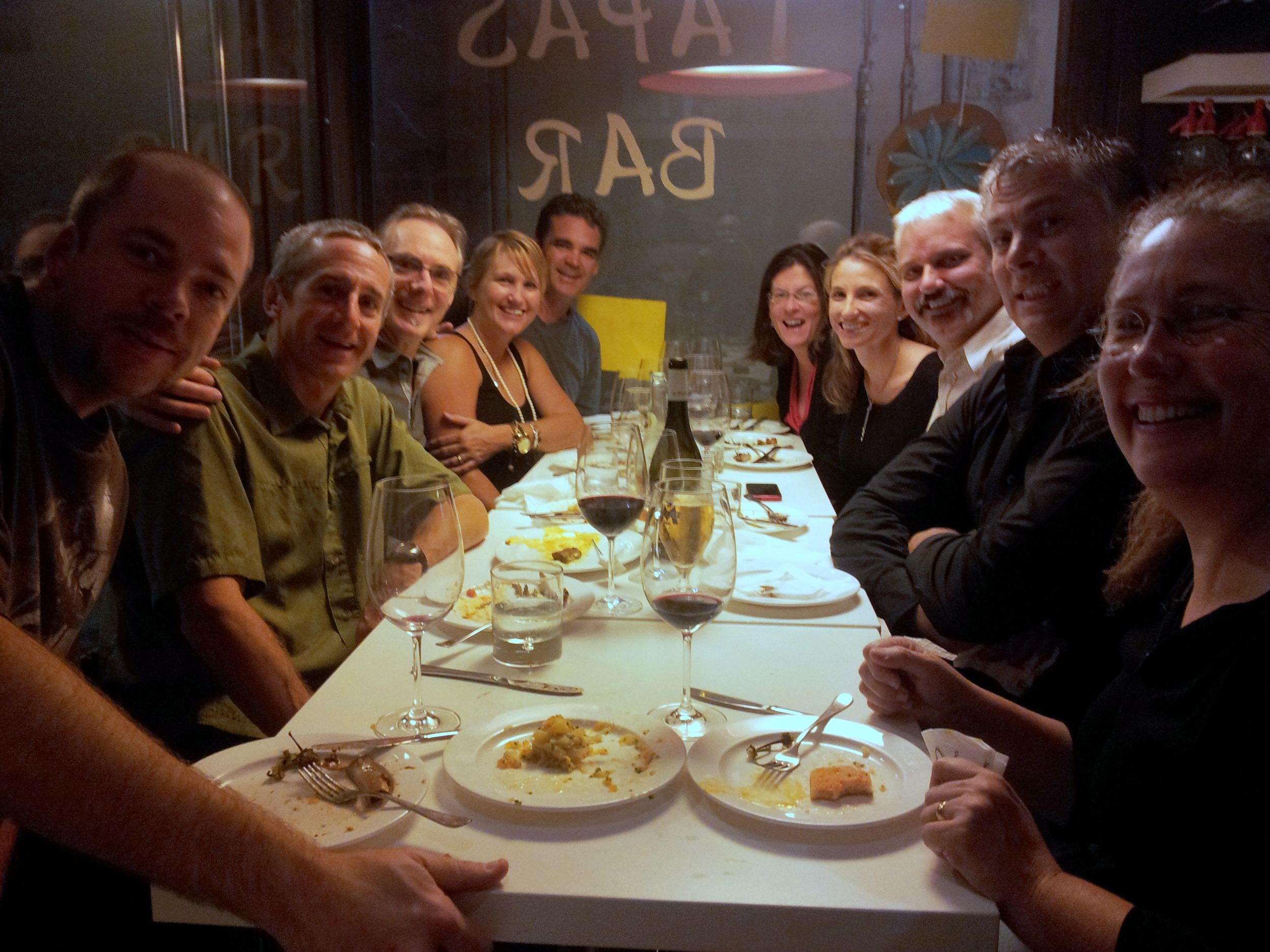 Tapeo Restaurant, Barcelona