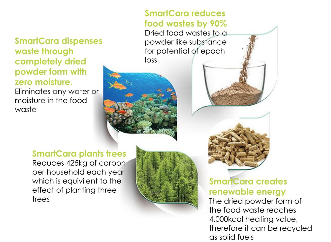 smartcara green environment