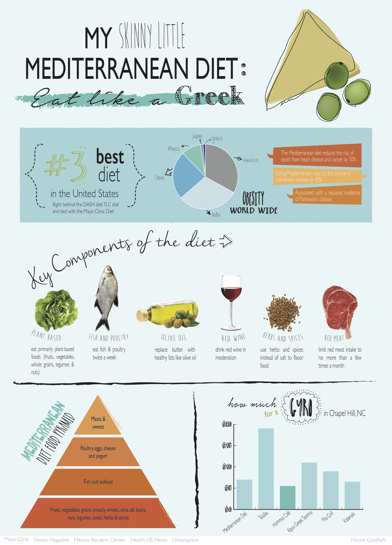 Infographic for school project