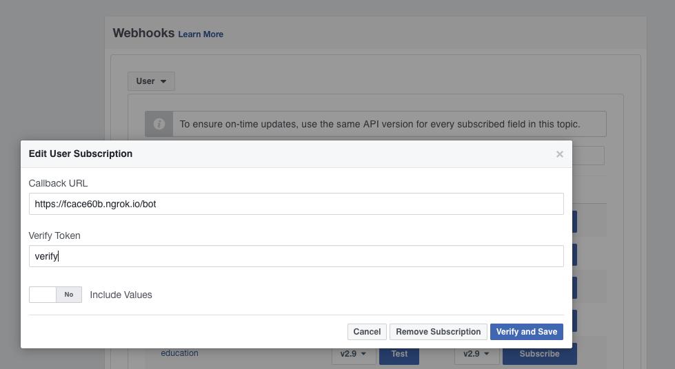 How To Make A Facebook Messenger Chatbot — Matt Morgante