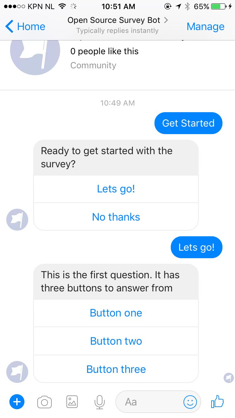 How To Make A Facebook Messenger Chatbot — Matt Morgante
