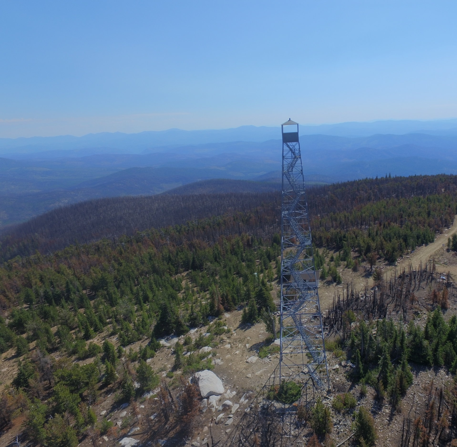 Moses Mt Fire Lookout