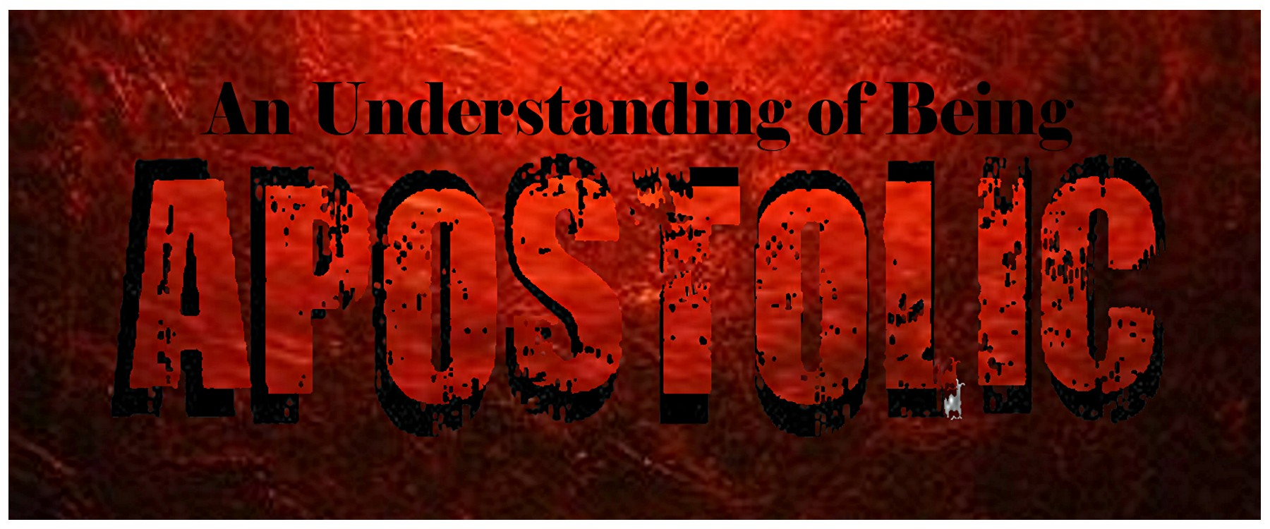 Abuses And Blessings Of The Contemporary Apostolic Movement