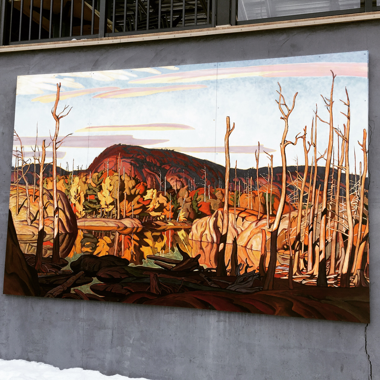 Huntsville's Group of Seven Outdoor Gallery
