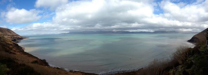 Dingle Bay (hehe). Ring of Kerry.