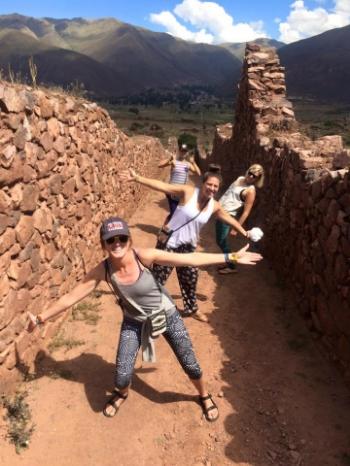 Never enough ruins! PERUined in Peru!