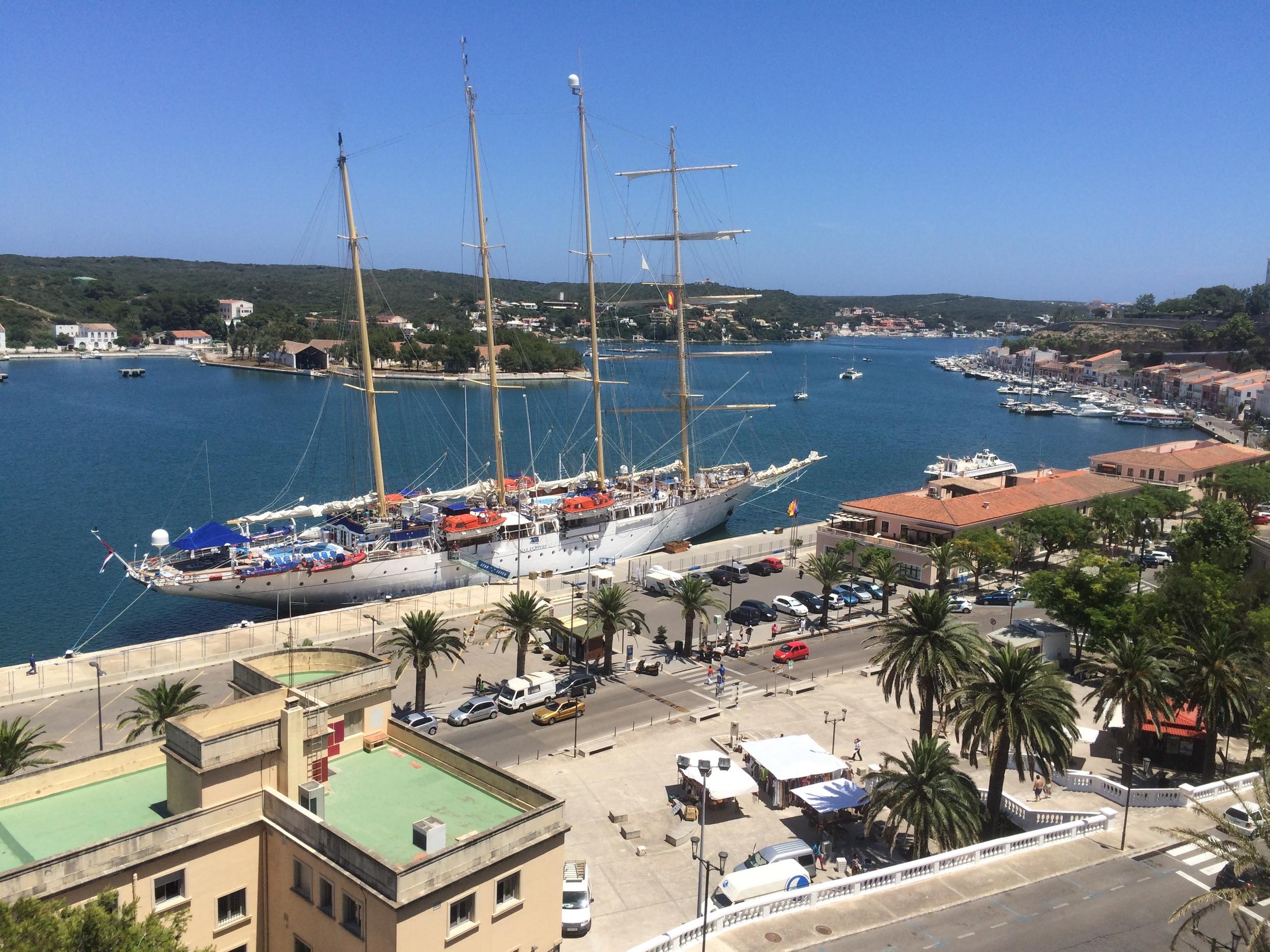 Port - Mahón