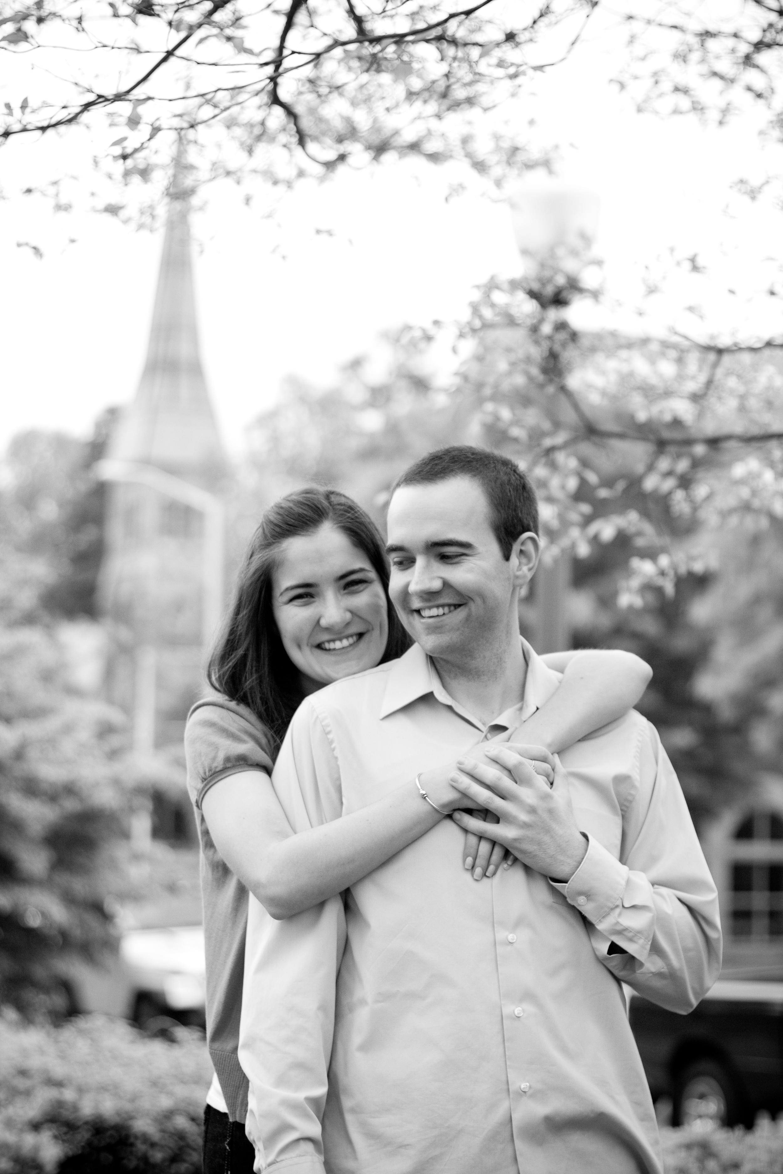Amherst Massachusetts UMass Engagement Photography by Shannon Sorensen