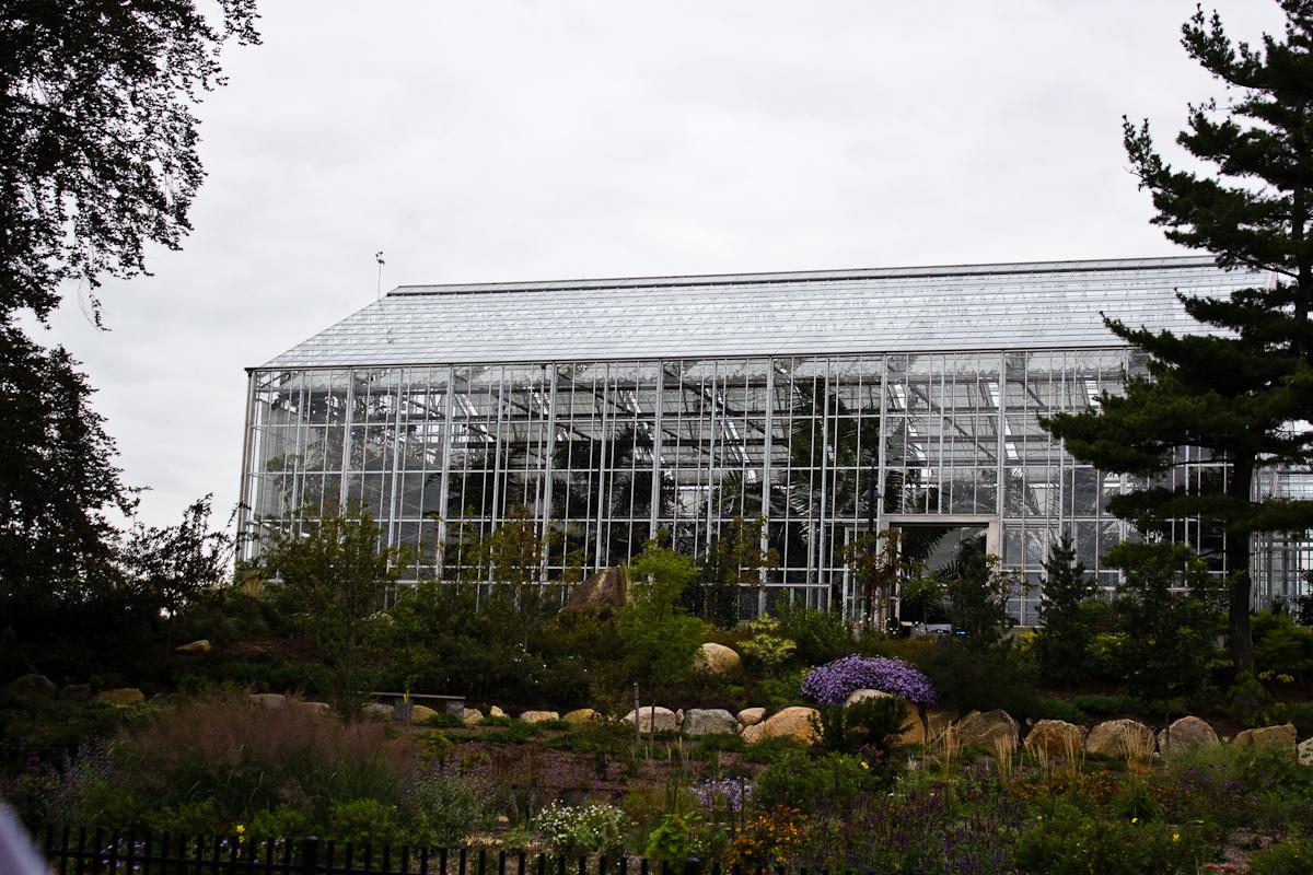 Roger Williams Botanical Garden Wedding Shannon Sorensen
