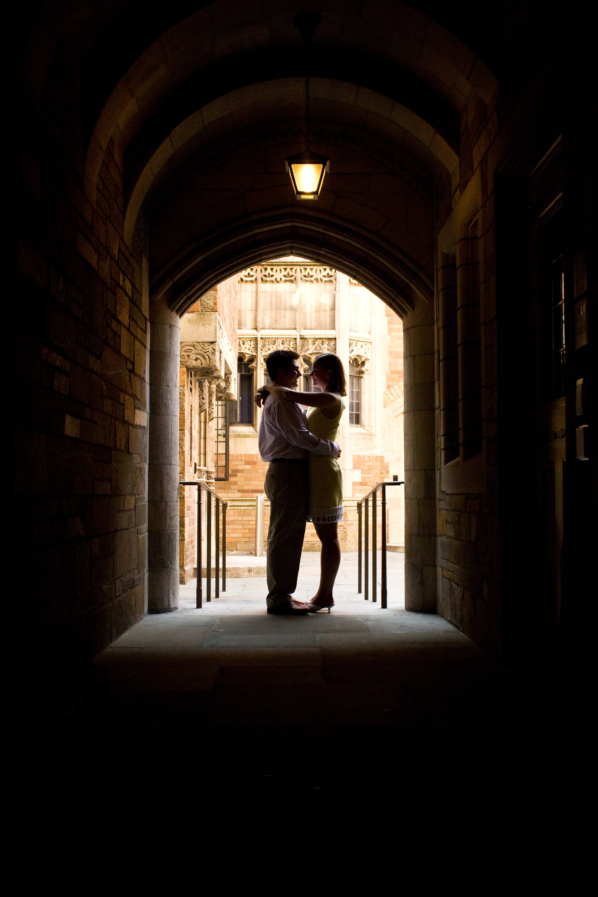 Emily and Tom Yale University New Haven Connecticut Engagement Photographer Shannon Sorensen Photography