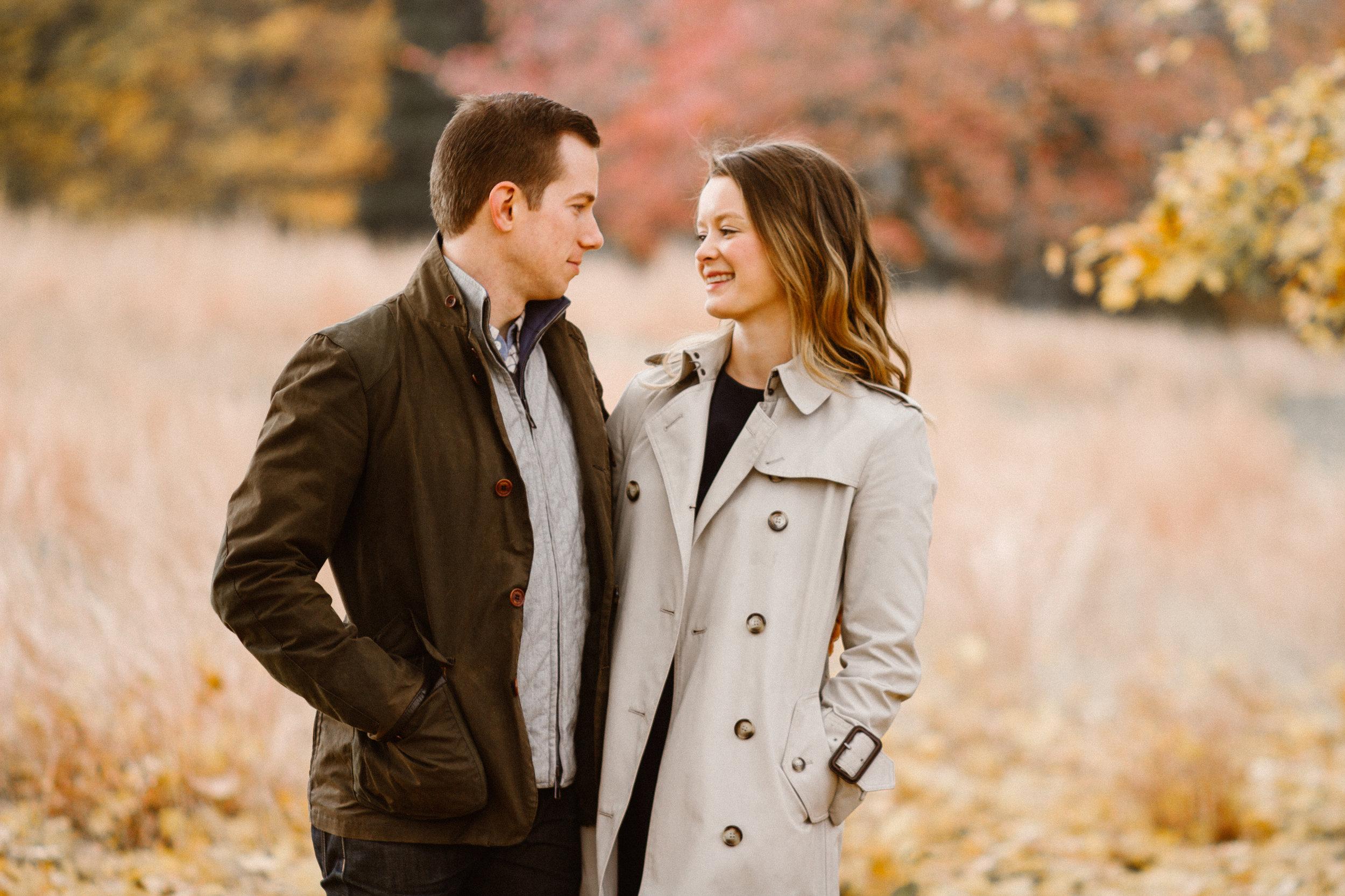 Mallory and Ryan Bird Park Walpole Massachusetts Anniversary Engagement Photographer Shannon Sorensen Photography
