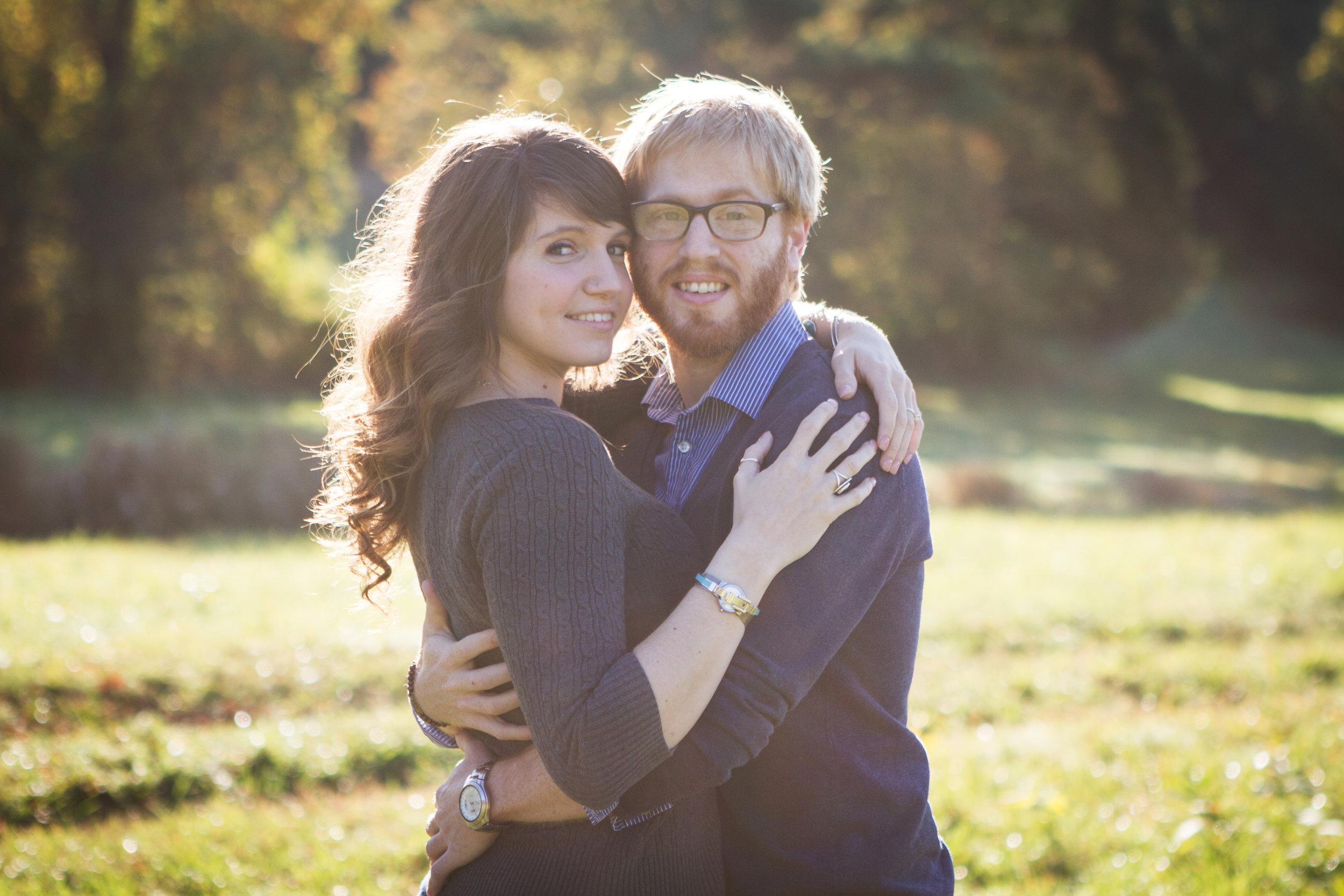 Molly and Sam Duxbury South Shore Massachusetts Engagement Photographer Shannon Sorensen Photography