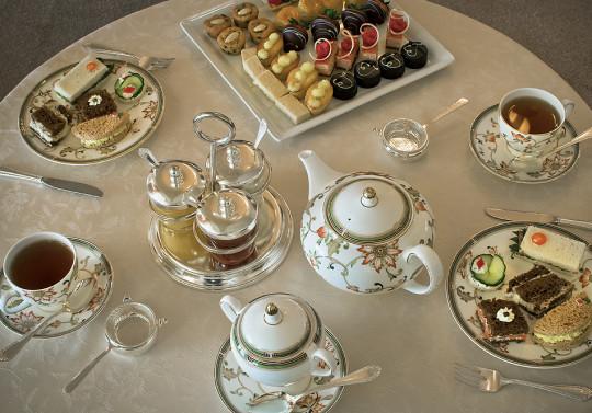 Tea Time, The Phoenician