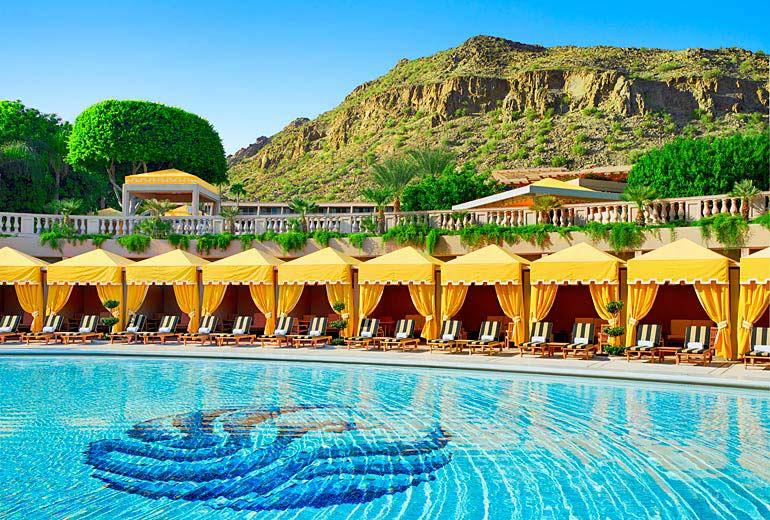 Oasis Pool & Cabanas, The Phoenician