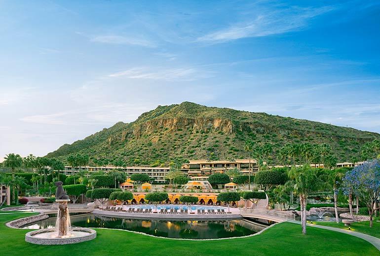 The Phoenician, Camelback Mountain, Scottsdale AZ