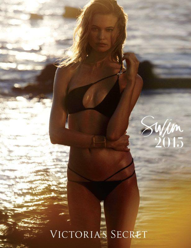 Behati: Victoria's Secret Swim Catalog 2015