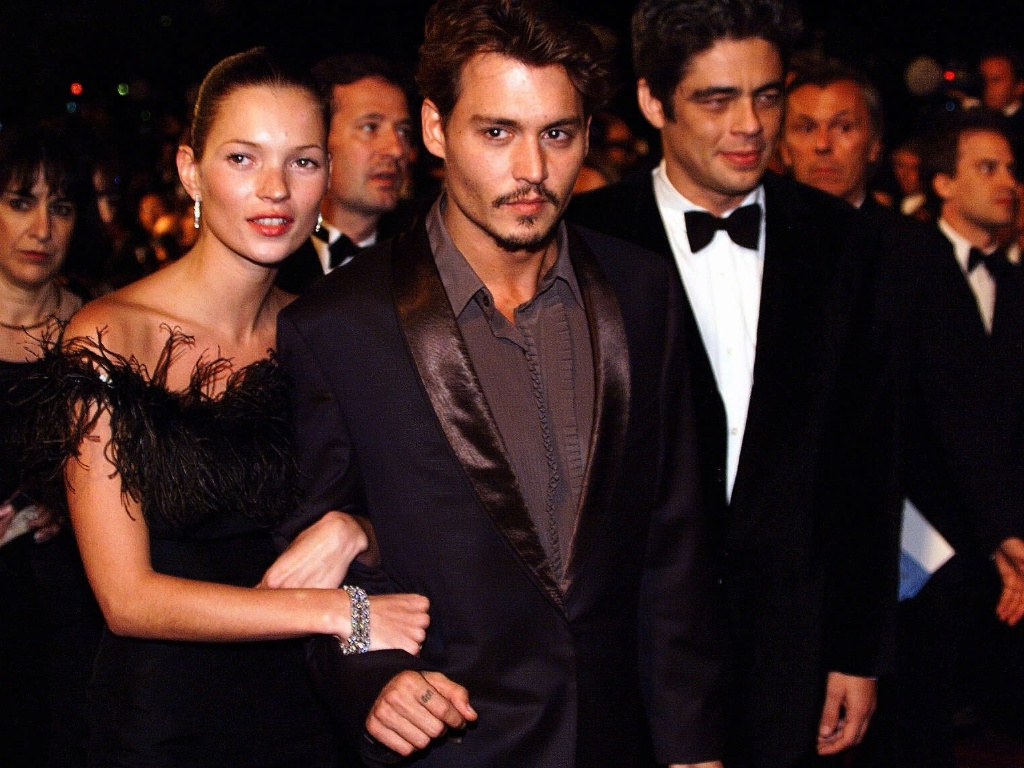 THE JOHNNY DEPP YEARS