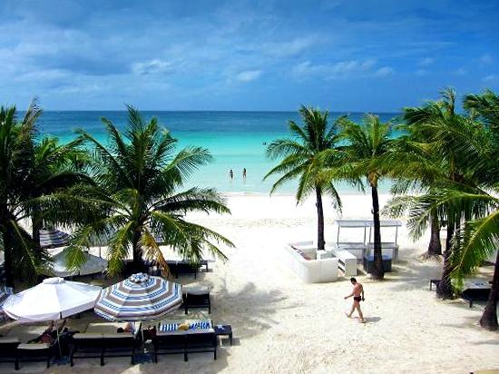 7 - WHITE BEACH, BORACAY, AKLAN PROVINCE, PHILIPPINES
