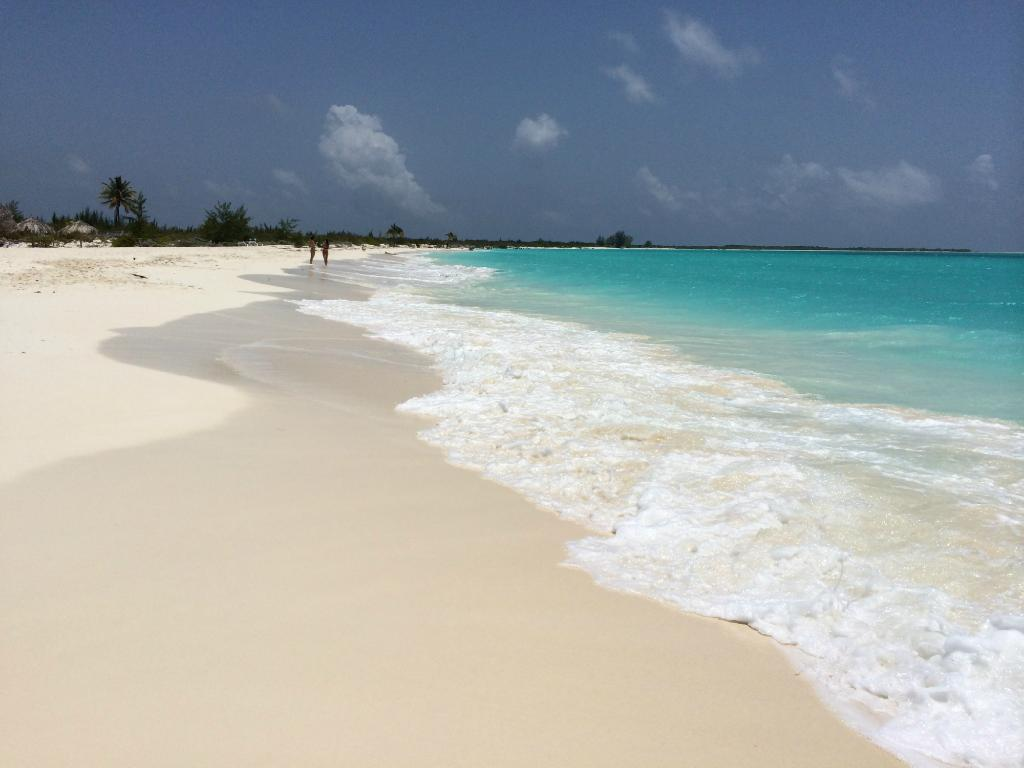 4 - PLAYA PARAISO BEACH, CAY LARGO, CUBA