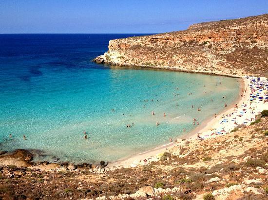 3 - RABBIT BEACH, LAMPEDUSA, ISLANDS OF SICILY