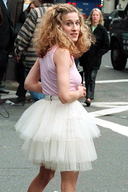 SEX AND THE CITY TUTU CHIC