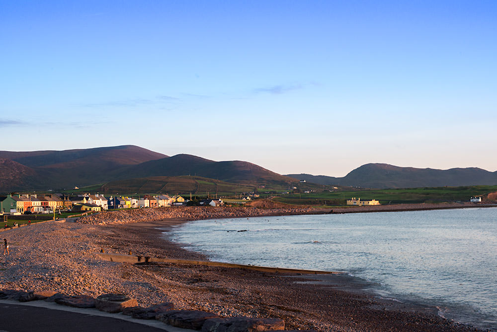 The beautiful and idyllic Waterville is the only village on the Ring of Kerry with spectacular seascape vistas.   View Gallery