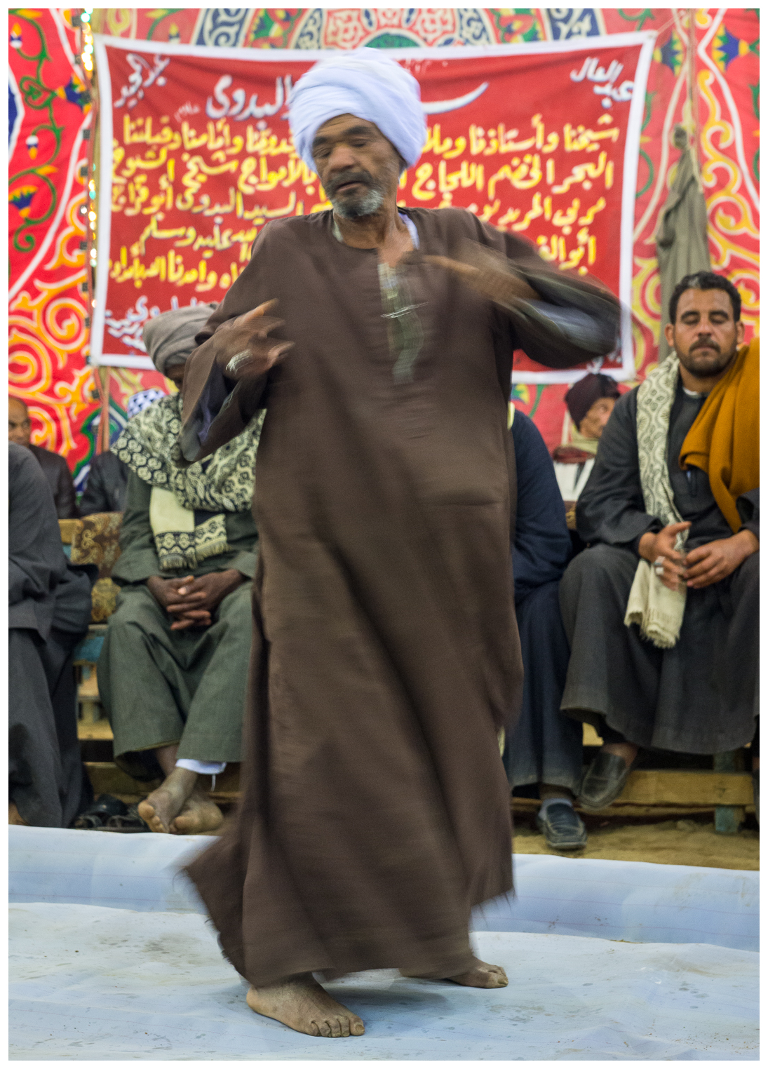 Dancing for the Prophet