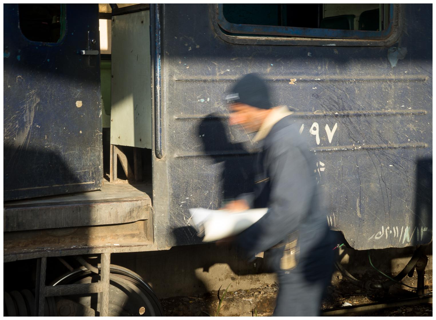 Luxor Train Inspector