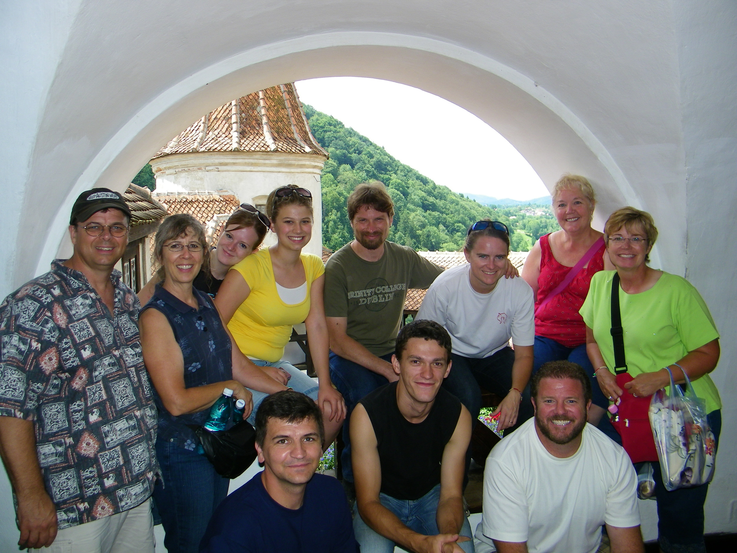Romania Mission Team