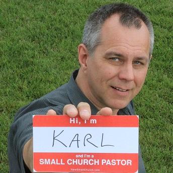 """Rev. Karl Vaders, author of """"The Grasshopper Myth"""""""