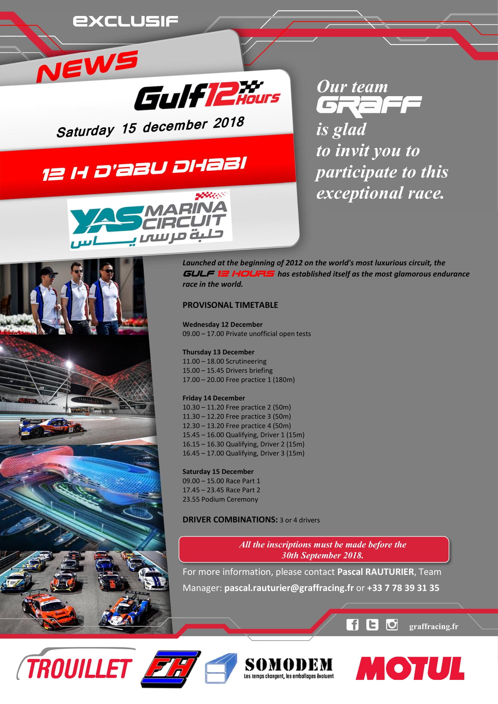 INVITATION Graff - 12 H D'Abu Dhabi 2018 - Team Graff-1.jpg
