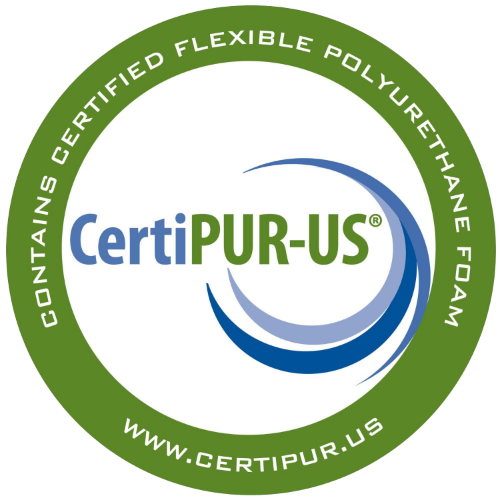 certipur-us certified flexible polyurethane foam eco environmental standards sustainable green quality materials