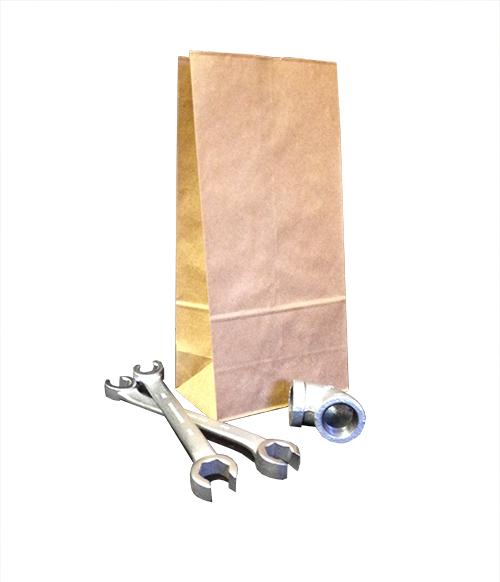 Paper Hardware Bag